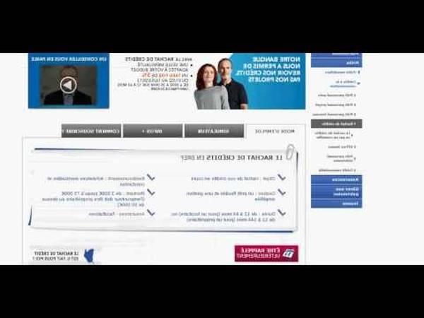 rachat credit simulation